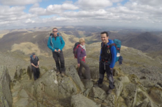 Classic Mountain Walk – Crinkle Crags & Bowfell