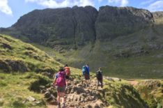Classic Mountain Walk – Scafell Pike