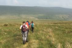 Challenge Walk – Wharfedale Three Peaks