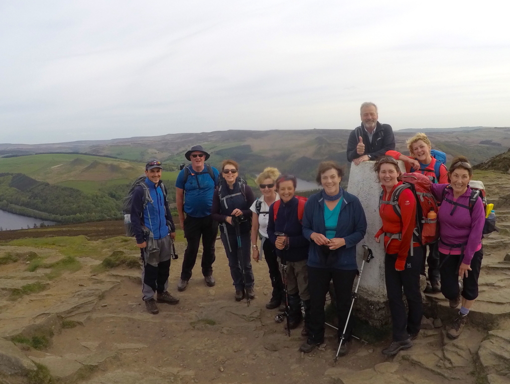 Guided Edale Skyline   Peak District   TeamWalking
