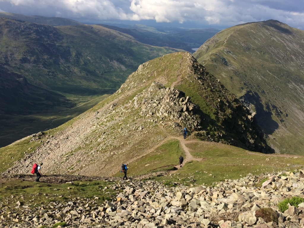 Mountain Skills courses in the Lake District | TeamWalking | Navigation Skills