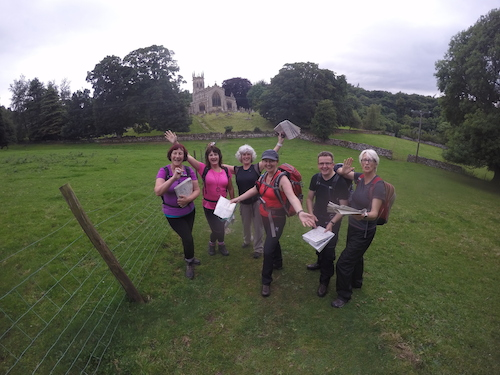 Map Reading courses in the Yorkshire Dales | TeamWalking | Navigation Skills