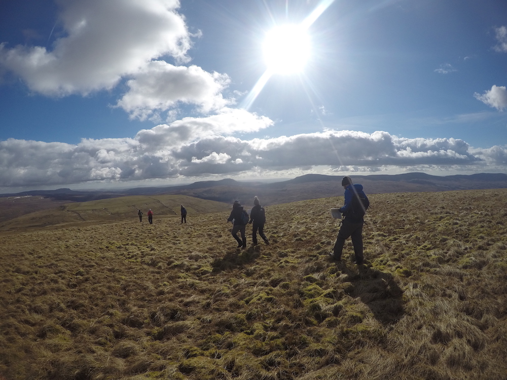 nnas straight to silver navigation skills course yorkshire dales