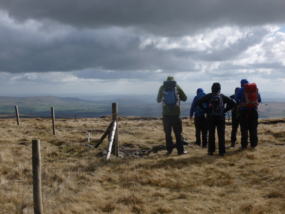 nnas gold navigation skills course yorkshire dales