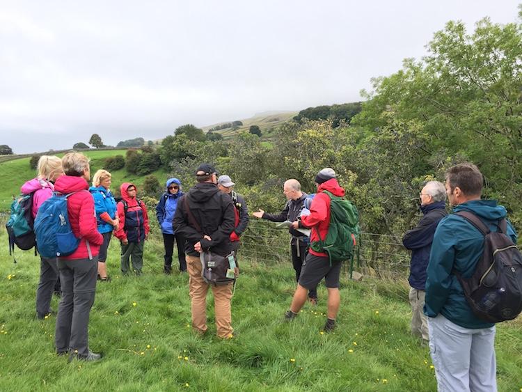 Philosophy Walks Yorkshire Dales | TeamWalking | Graeme Tiffany | Mark Reid