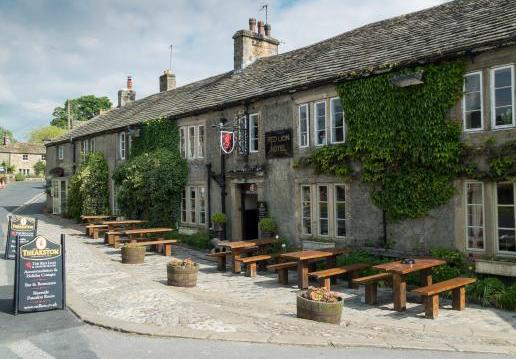 Red Lion Burnsall Yorkshire Dales
