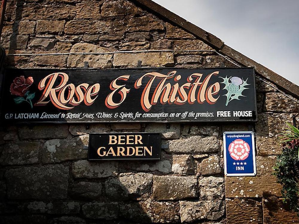 Boots and Beer Walking Weekend Northumberland Alwinton | TeamWalking
