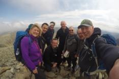 Guided Mountain Walk Scafell Pike Lake District | Mountain Hike | TeamWalking