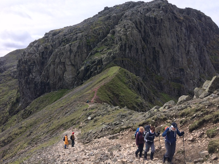 Guided Mountain Walking Weekend Lake District | Lake District Mountain Adventure Weekend | TeamWalking