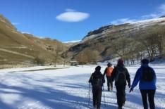 Winter Dales Escape | Winter Walking Weekend Yorkshire Dales | TeamWalking