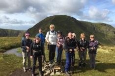 Guided Mountain Walk Coledale Horseshoe Lake District | TeamWalking