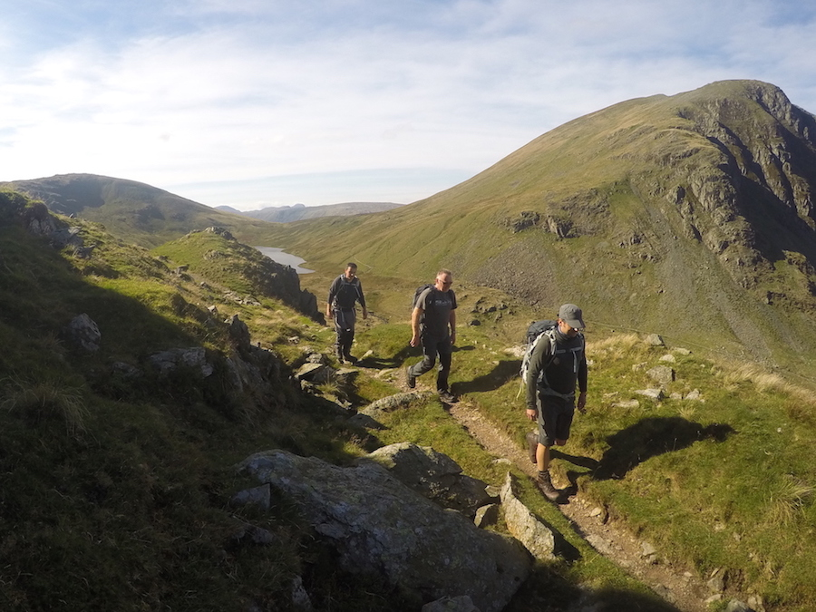 Mountain Skills courses in the Lake District | TeamWalking | Navigation Skills