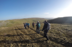 Map Reading course clapham Yorkshire Dales