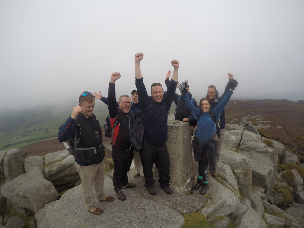 Team Building Away Days Team Events Yorkshire Dales Lake District Peak District | TeamWalking