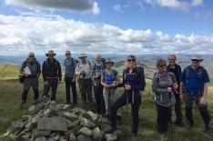 Challenge Walk – Howgill Fells 2000's