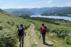 Challenge Walk – Ullswater Way