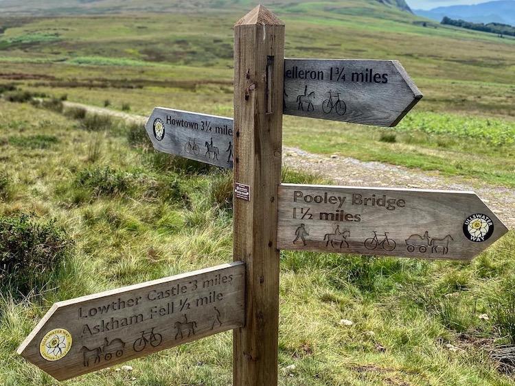 Ullswater Way challenge walk