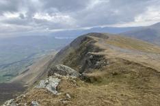 Classic Mountain Hike – Blencathra via Hall's Fell Ridge