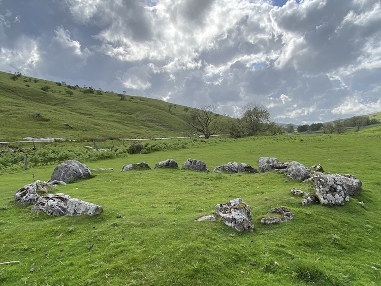geography of the Yorkshire Dales webinar with Mark Reid