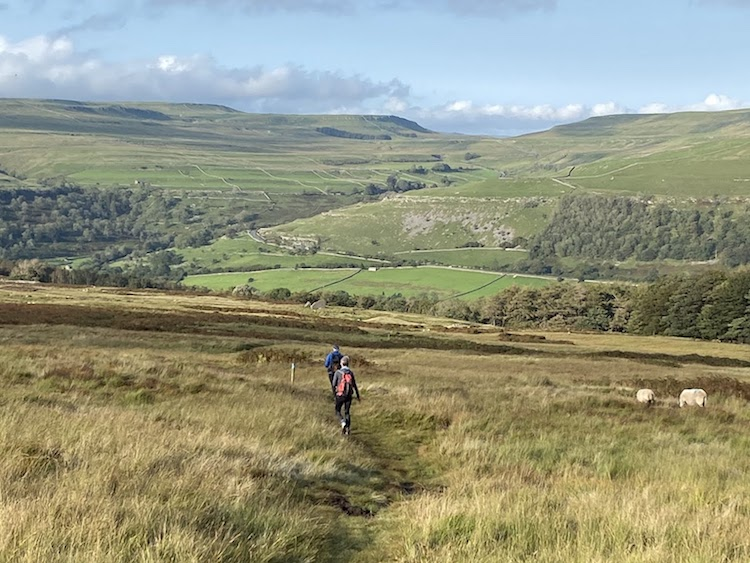 Geography of the Yorkshire Dales mark reid wharfedale